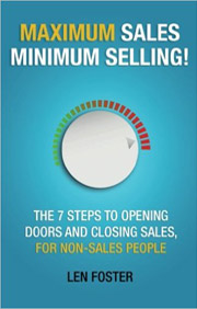 Maximum sales minimum selling cover